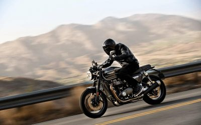 Mark Hipkin Bike Review: We're Back – In Black! (TRIUMPH SPEED TWIN 1200)